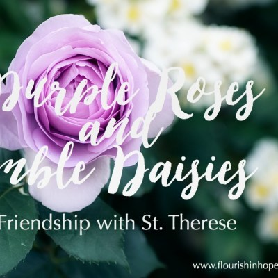 Purple Roses & Humble Daisies {Part 1}