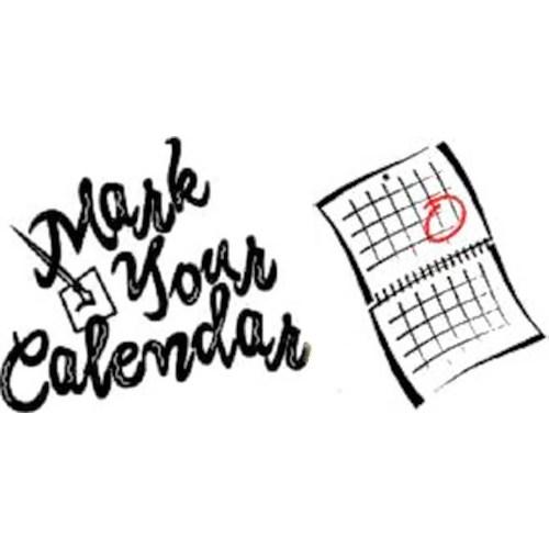 Medium Crop Of Mark Your Calendar Images