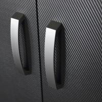 Flow Wall Base Cabinet - Graphite Carbon Fiber | FlowWall