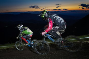 Race the Night - 24 Stunden Downhill am Zauberberg Semmering