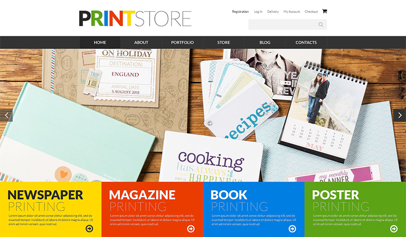 printware wordpress theme