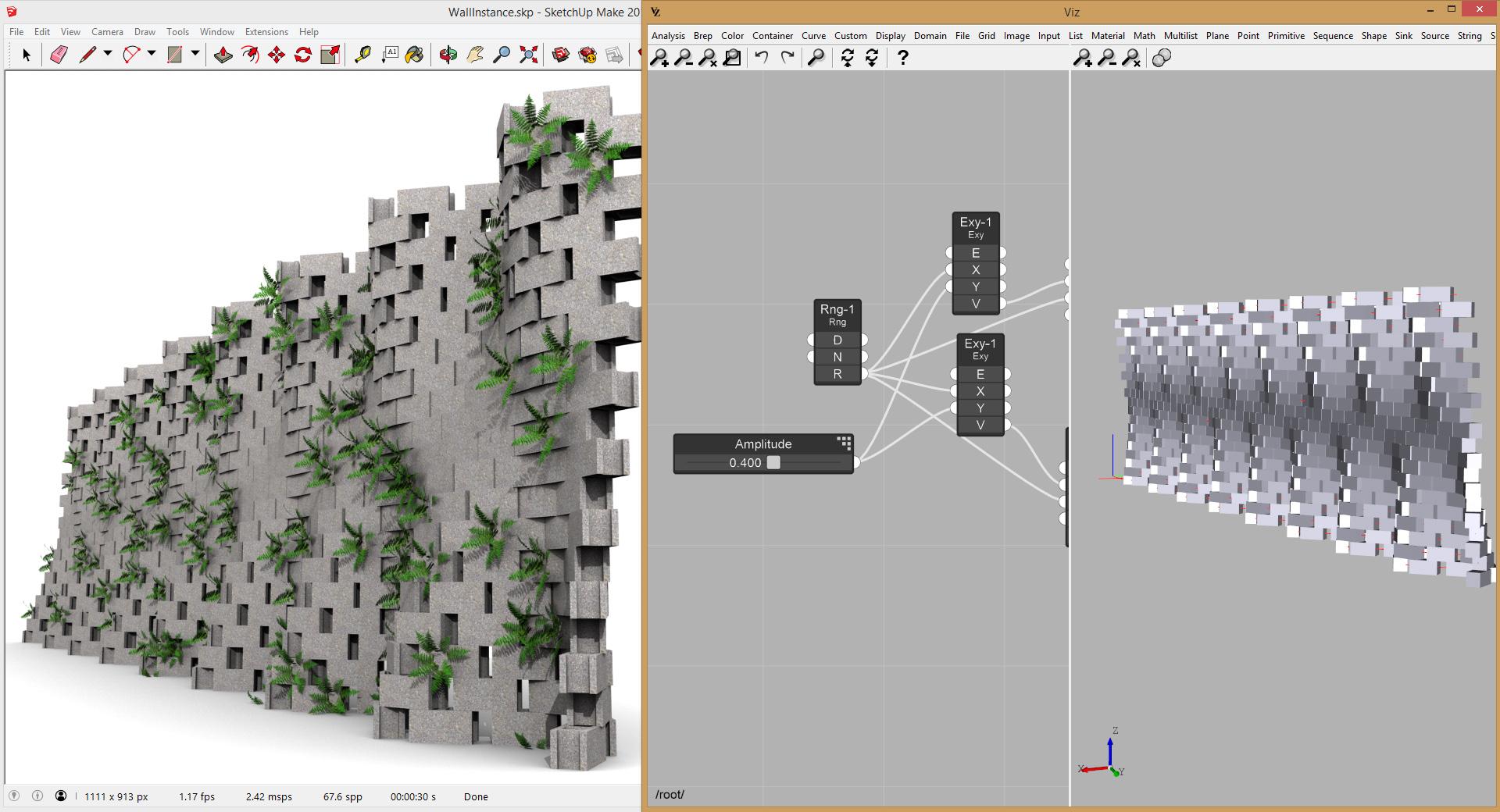 S Animation Wallpaper Viz Parametric Modeling For Sketchup