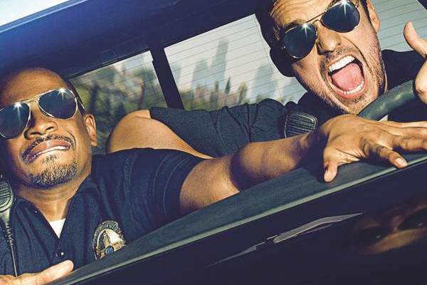 Win 'Lets Be Cops on DVD