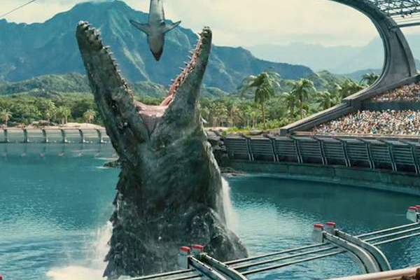 Jurassic World Film Review