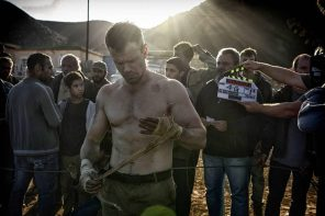 Jason Bourne: First Look