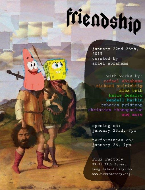 friendship image ariel abrahams