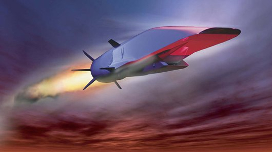 boeing x-51 waverider