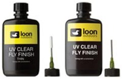 Loon UV Fly Finish Standard and Thin