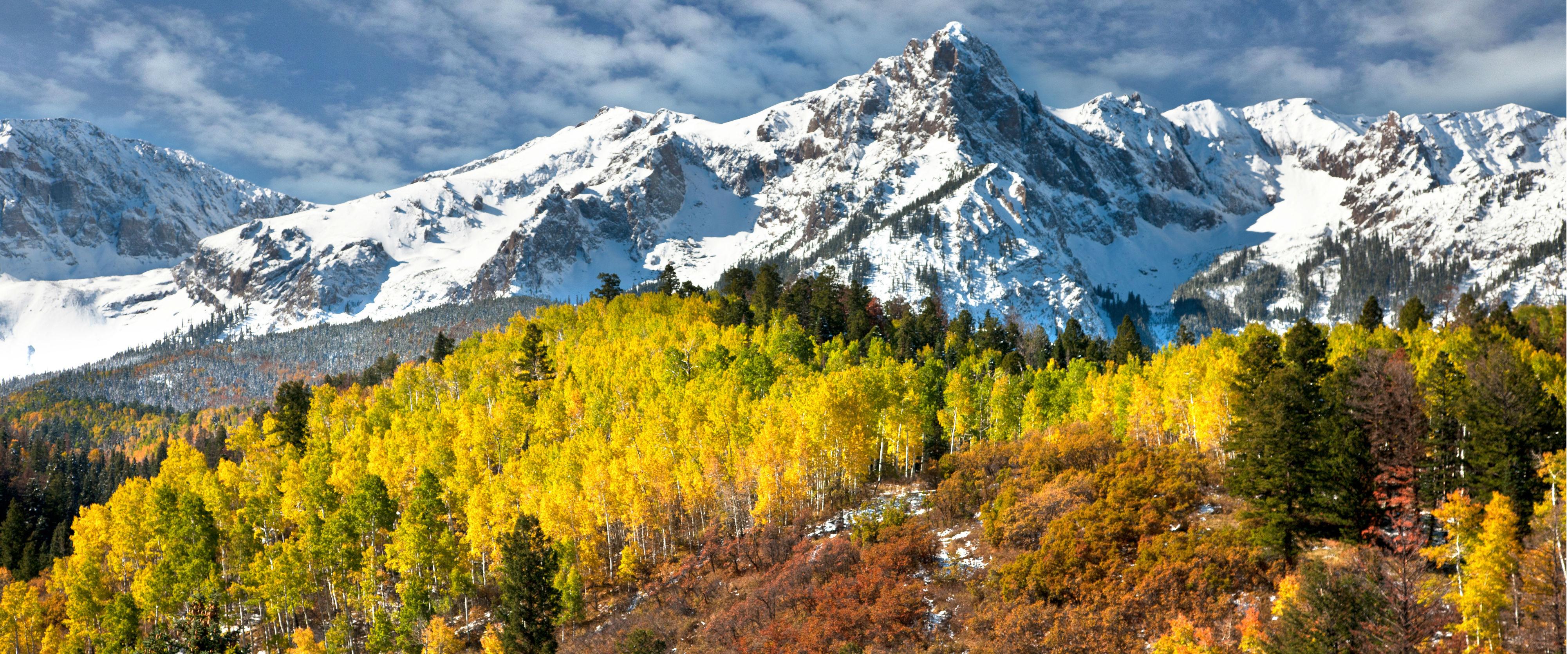 Free Desktop Wallpaper Fall Foliage 105 Oklahoma City To Denver Nonstop Into Ski Season
