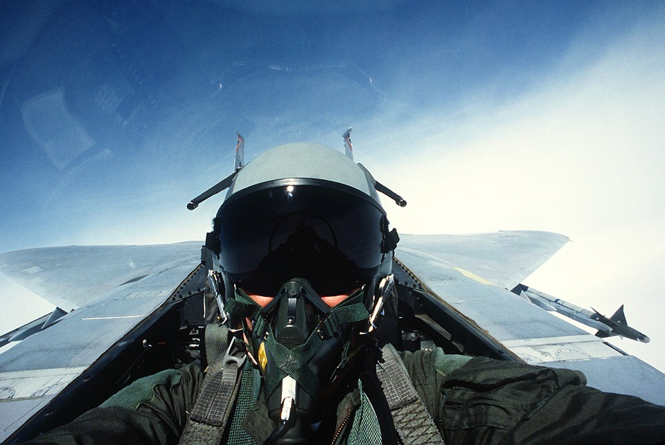 fighter pilot
