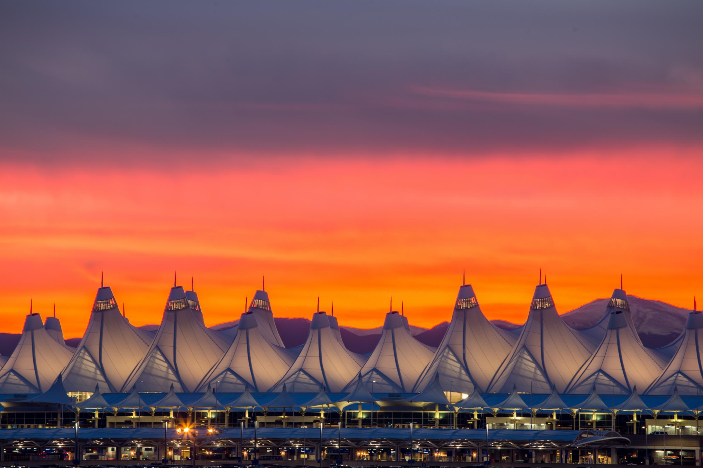 Car Shop Wallpaper Welcome To Denver International Airport Denver