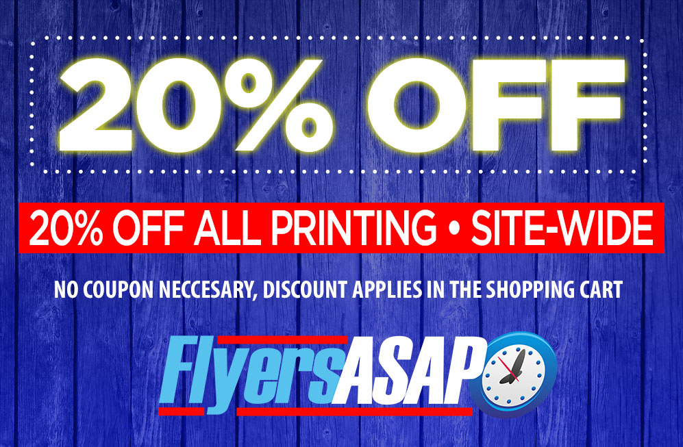 Flyers ASAP Atlanta Flyer Printing - Same Day/Next Day - Flyers - flyers for a business