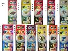Sandylion NHL Hockey Team Scrapbooking StickersChoose your team stickers