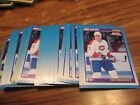 1991 SCORE JOHN LECLAIR ROOKIE LOT OF 50 CARDS NM GREAT LOT