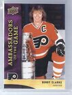 2009 10 UPPER DECK BOBBY CLARKE UD AMBASSADORS OF THE GAME FLYERS