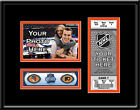 2012 NHL Winter Classic Your 4x6 Photo Ticket Frame Philadelphia Flyers