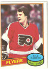 1980 81 80 81 OPC O Pee Chee hockey card VG Bill Barber 200