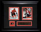 Bill Barber Philadelphia Flyers NHL 2 card frame