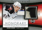 05 06 TRILOGY DANIEL BRIERE HONORARY PATCHES 10 10