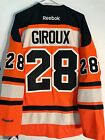 Reebok Premier NHL Jersey Philadelphia Flyers Claude Giroux Orange Alt sz XL