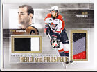 Eric Lindros Sean Couturier 2010 11 ITG Heros Prospects Gold Dual Patch 3 10