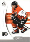 2005 06 SP Authentic 75 Simon Gagne NM MT