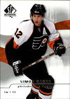 2008 09 SP Authentic 9 Simon Gagne NM MT