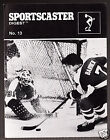 Phil Myre  Bill Barber Philadelphia Flyers 1979 SPORTSCASTER DIGEST BOOK No 13