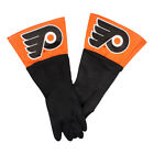 Philadelphia Flyers NHL Licensed Latex Dish Cleaning Gloves One Size