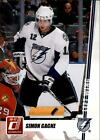 2010 11 LIGHTNING Donruss 15 Simon Gagne