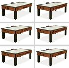 Choose Your NHL Team Full Size Premium Air Hockey Table by Holland Bar Stool