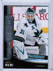 14 15 UD OVERTIME WAVE 3 HOCKEY BASE CARDS  121 180  U Pick From List