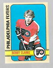 1972 73 Topps Bobby Clarke card 90 43yrs old Books  15us