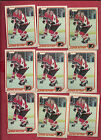 9 X 1981 82 OPC  247 FLYERS BILL BARBER SUPER ACTION CARD