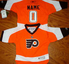 Philadelphia Flyers Kids 4 7 Reebok NHL Hockey Jersey Add Any Name and Number