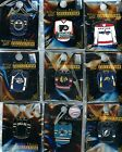 NHL Jersey Pin Choice Blackhawks Stars Oilers Sabres Sharks Flyers + pins