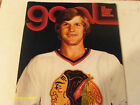 Philadelphia Flyers Chicago Black Hawks October 1976 Goal NHL Program Book