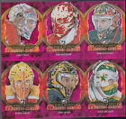 12 13 ITG Bernie Parent Masked Men 5 Rainbow Between The Pipes Flyers 2012