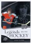 11 12 Upper Deck SPX Legends of Hockey 118 Bobby Clarke  499
