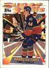 1995 96 Topps SuperSkills 54 Chris Pronger NM MT