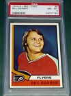 1974 75 O PEE CHEE OPC 8 BILL BARBER PSA 8 NM MT