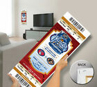 2012 NHL Winter Classic Mega Ticket Rangers vs Flyers