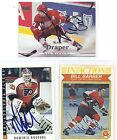 1982 83 OPC 247 Bill Barber Signed Autographed Card Philadelphia Flyers