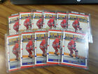 Lot of 11 1990 91 Score Hockey Eric Lindros RC Rookie Card 440 NHL Flyers