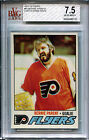 1977 78 Topps BERNIE PARENT Rare Error CURTIS ROWE Basketball Wr