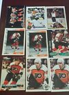 HUGE ERIC LINDROS 18 CARD LOT Flyers RCS and more