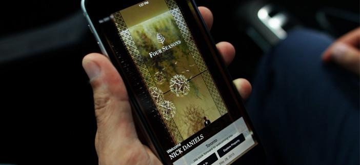 In Brief Four Seasons Releases New App That Allows Guests to Do