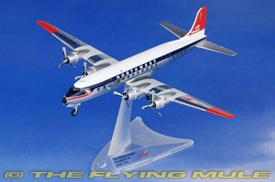 Herpa 555555 - DC-6 Diecast Model, Northwest Airlines, N673