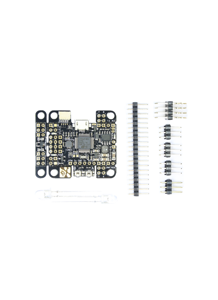 sp racing f3 flight controller wiring