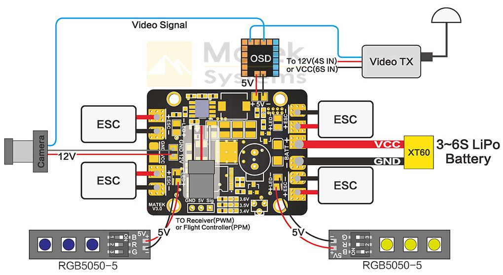Fpv Hub Wiring Diagram Wiring Diagram